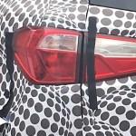 tape on test car