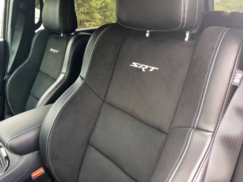 muscle car seats in suv