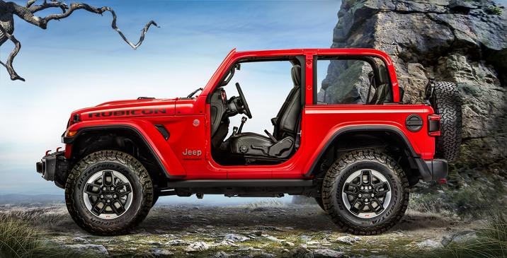 News: All New 2018 Jeep Wrangler
