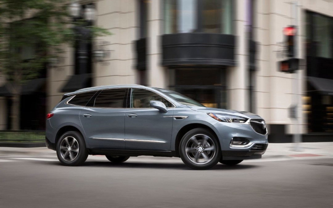 2018 Buick Enclave-What's New?