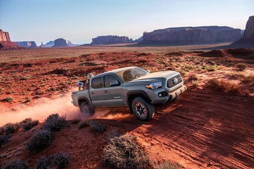 Fuel Efficient 4WD Pickup Trucks. Fuel Efficient 4WD Pickup Trucks. Toyota  Tacoma