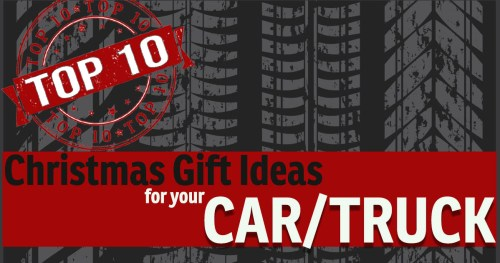 presents for automobiles