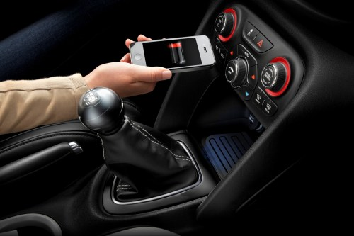 wireless charging fiat Chrysler dodge jeep ram