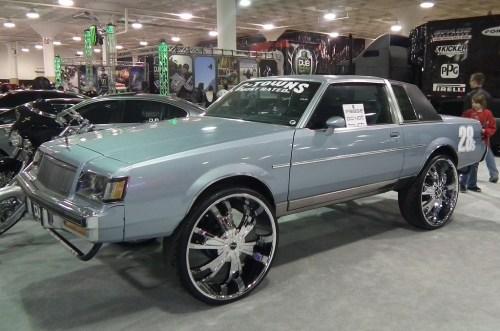 wheels too big