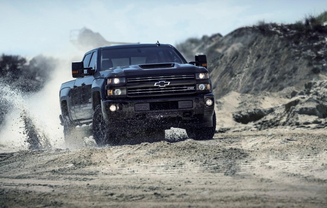 Pickup Trucks Gas Vs Diesel