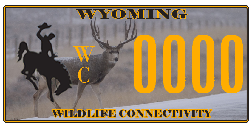New Wyoming Wildlife Plates