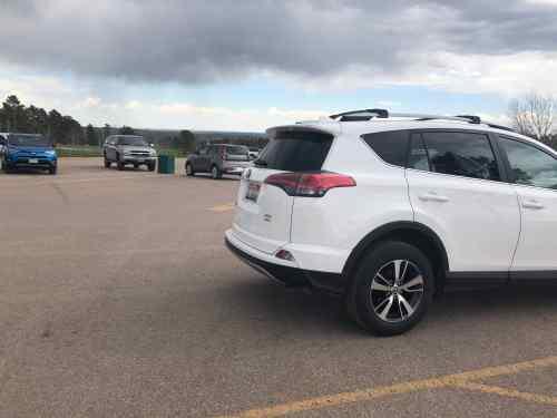 popular hybrid SUVs