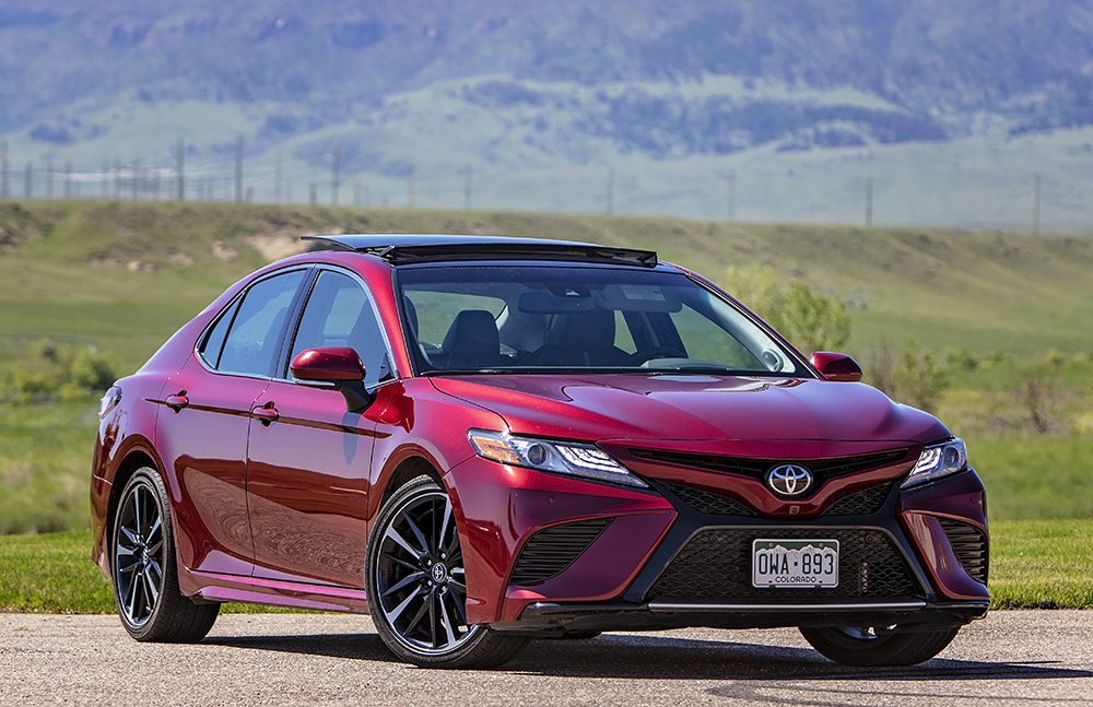 Review: 2018 Toyota Camry XSE V6