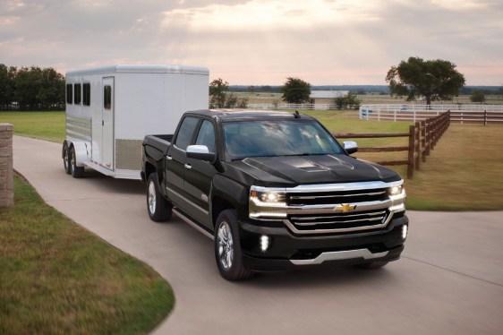 truck value