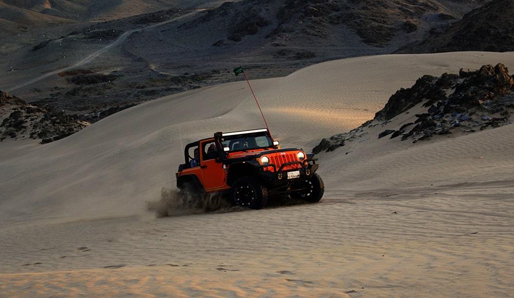 Wyoming Custom Jeep Wrangler Builds