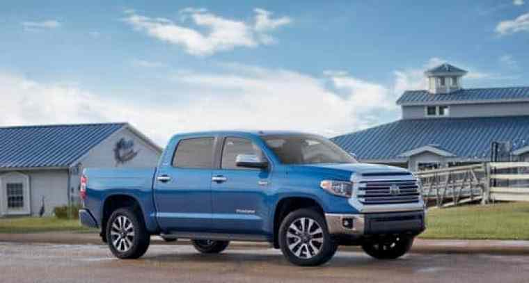 Half Ton Truck >> Which Light Duty Half Ton Pickup Trucks Have The Best Resale Value