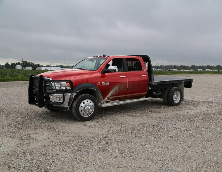Harvest Edition Chassis Cab
