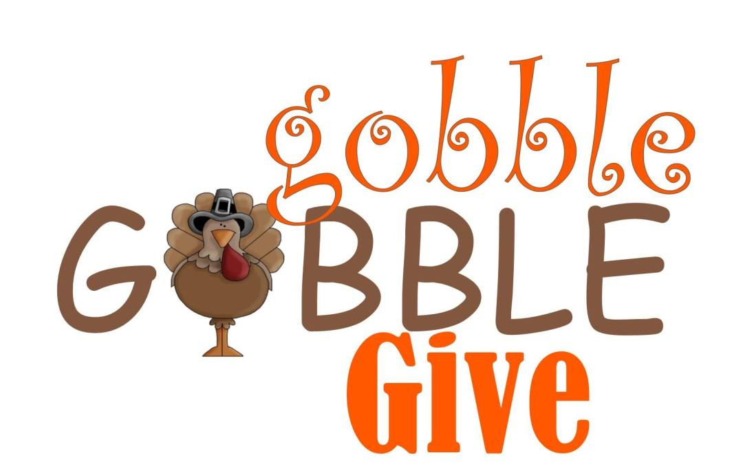 Gobble Gobble Give Food Drive