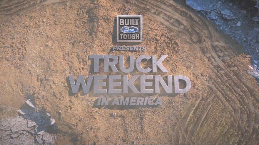 truck weekend