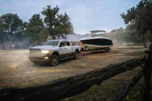 Choosing a Pickup Truck to Pull/Tow 9500lbs-11000lbs