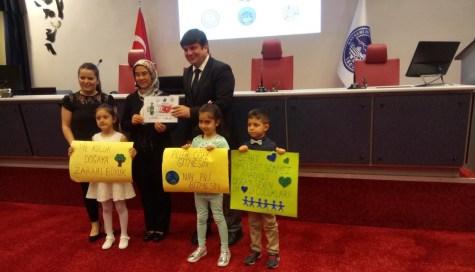 Kayseri Büyükşehir Belediyesi Okul Kampanyası Ödül Töreni