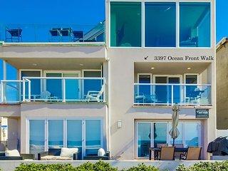New Vacation Al Property Second Floor Ocean Front Condo