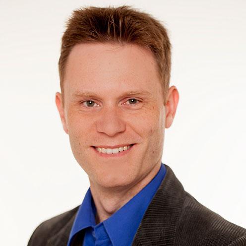 Scott Dermody, Headshot