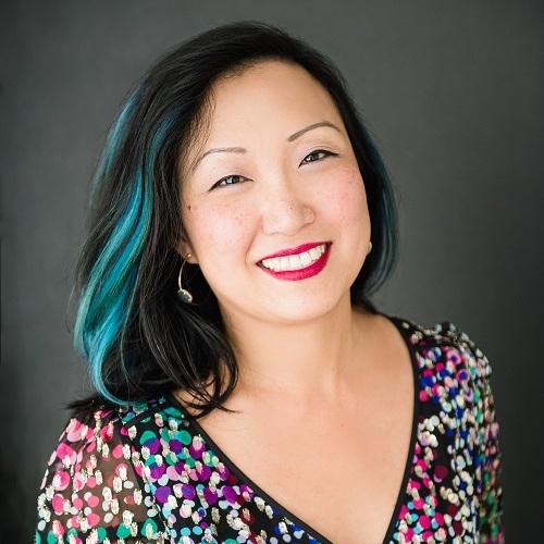Esther Jun, Headshot