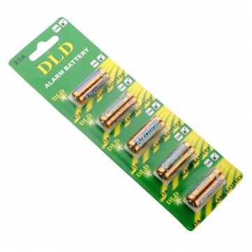 Αλκαλικές μπαταρίες ALARM (12V) - 23A Rekter