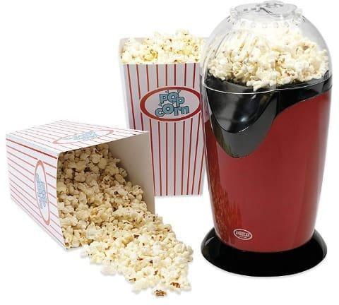 Μηχανή popcorn