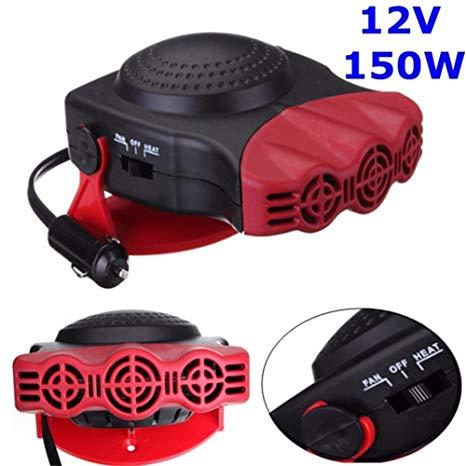 Αερόθερμο αναπτήρα αυτοκινήτου-Auto Heater Fan 150w