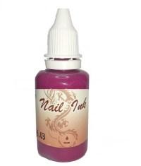 Ακρυλικό χρώμα αερογράφου Τριαντάφυλλο - Airbrush Rose Nail Ink 30ml OEM