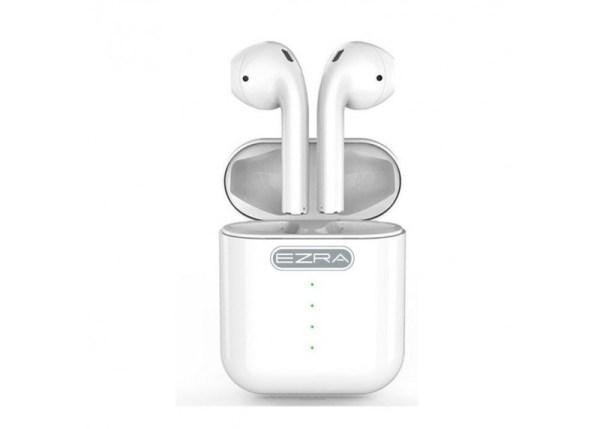 Ασύρματα ακουστικά Bluetooth EZRA TWS-09 με βάση φόρτισης και μικρόφωνο