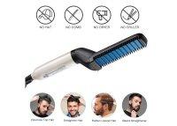 Ισιωτική χτένα για μαλλιά & μούσια - Man modelling comb
