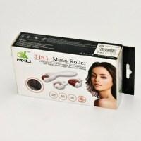 Συσκευή Μασάζ MXU Meso Roller 3 σε 1 Micro Needling Skin Care
