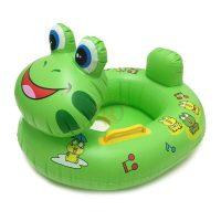 Φουσκωτό βαρκάκι βατραχάκι για παιδιά 1-3 ετών