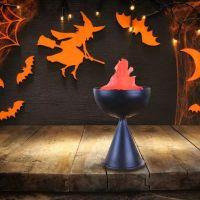 Διακοσμητικό φωτιστικό με εφλε φλόγας - Flammen Lampe OEM