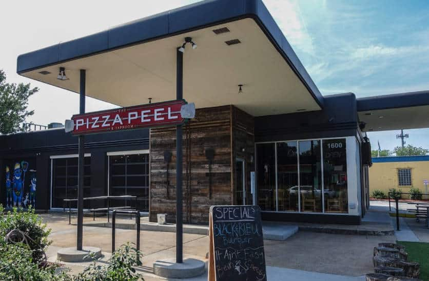Pizza Peel & Tap Room - Central