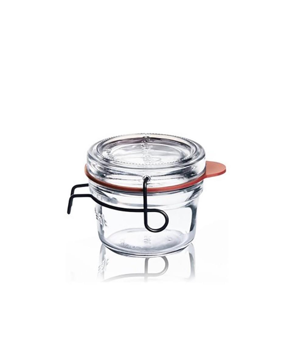 pot en verre conserves terrine lock eat 125 ml luigi bormioli
