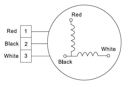 fan motor terminal