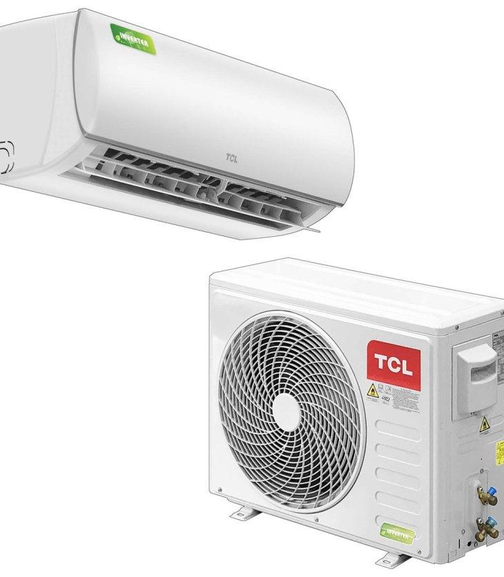 TCL error codes dc inverter