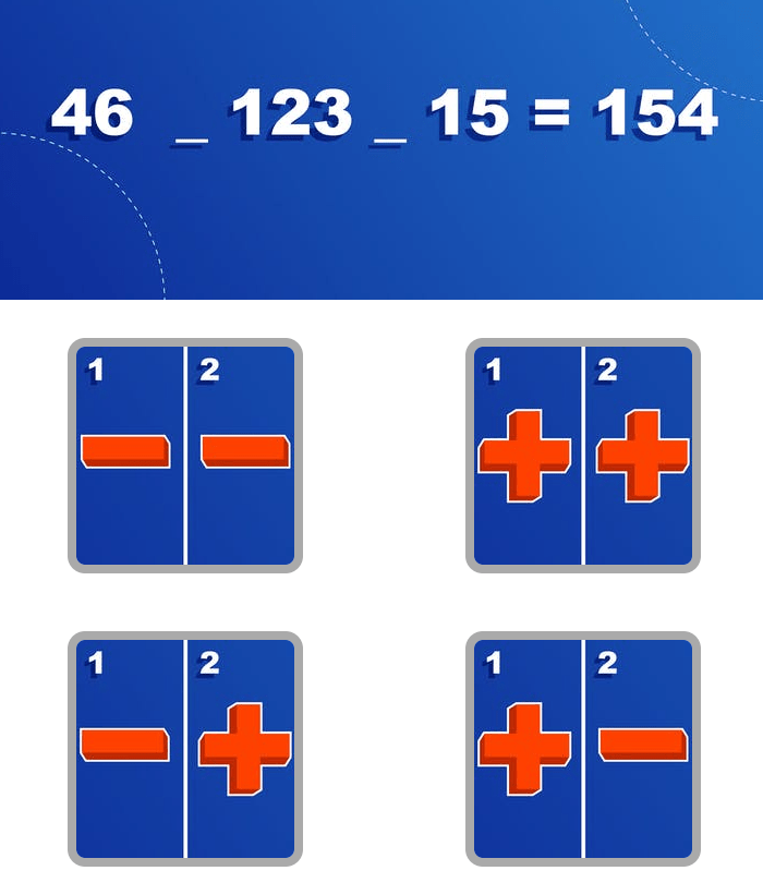 find the right sign quiz