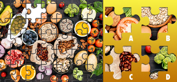 Food Puzzle Quiz Answers