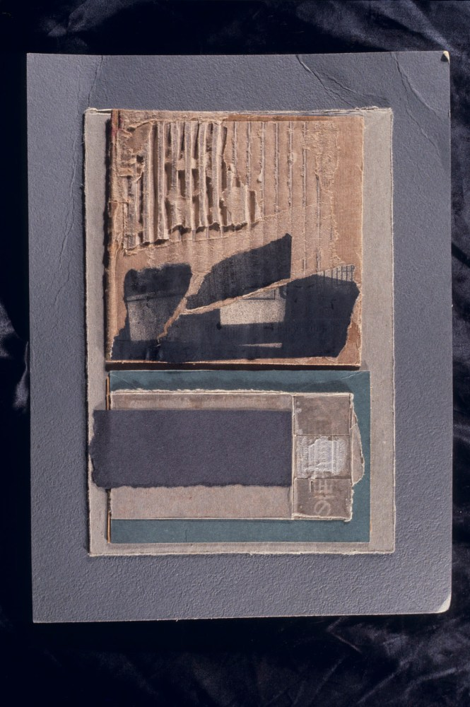 Louise Nevelson & Archie Brennan: From Collage to Tapestry (1/2)