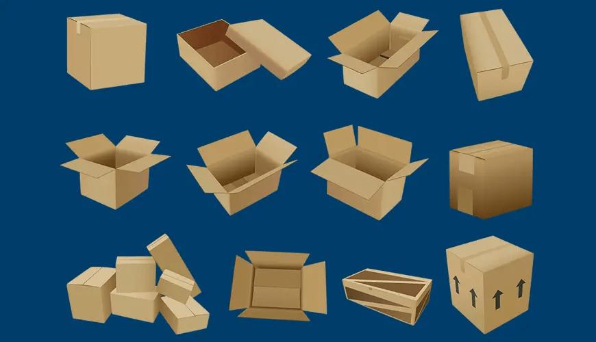 Corrugate Box Options