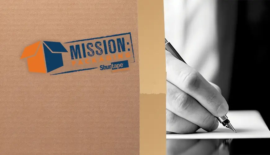 Mission Packaging Mission 9