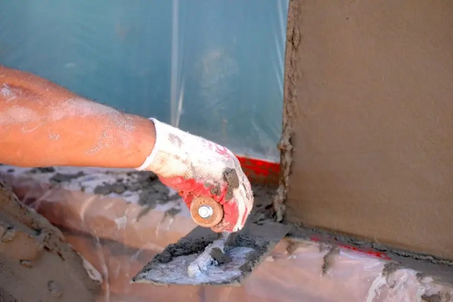 How are stucco tapes tested