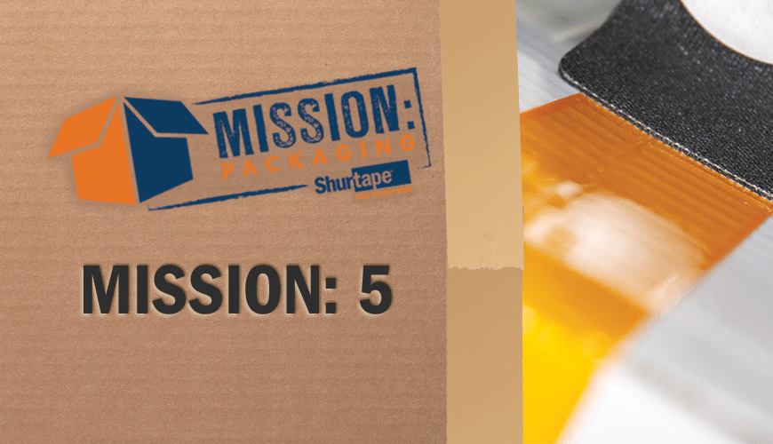 Mission packaging: mission 5