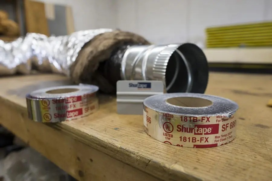 why do I need a UL listed HVAC tape