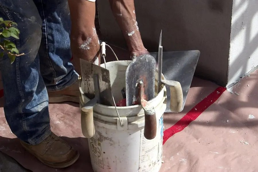 Difference between 2 step and 3 step stucco application