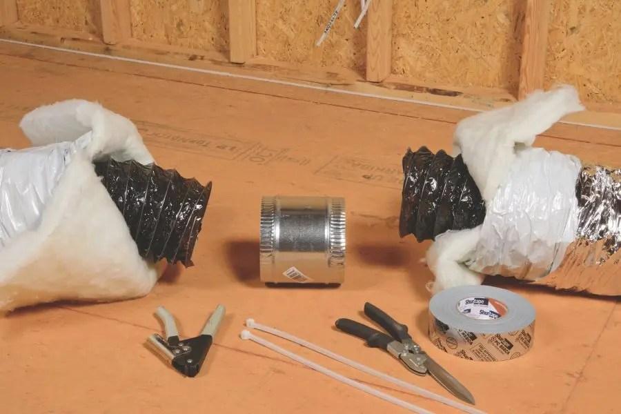 5 common HVAC tape mistakes