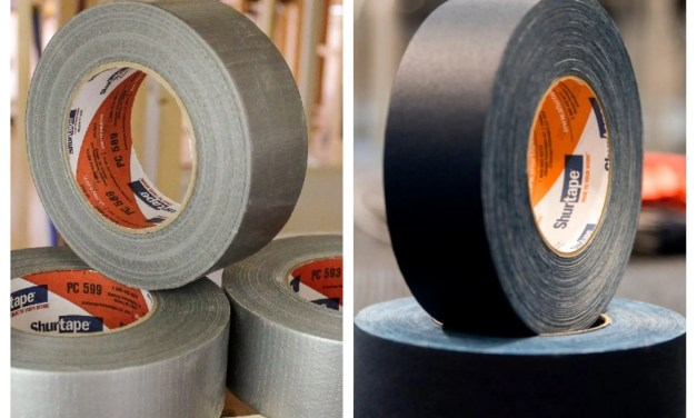What is the difference between duct tape and gaffer's tape?