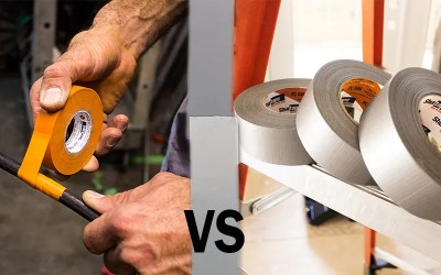What makes electrical tape different from other adhesive tapes?