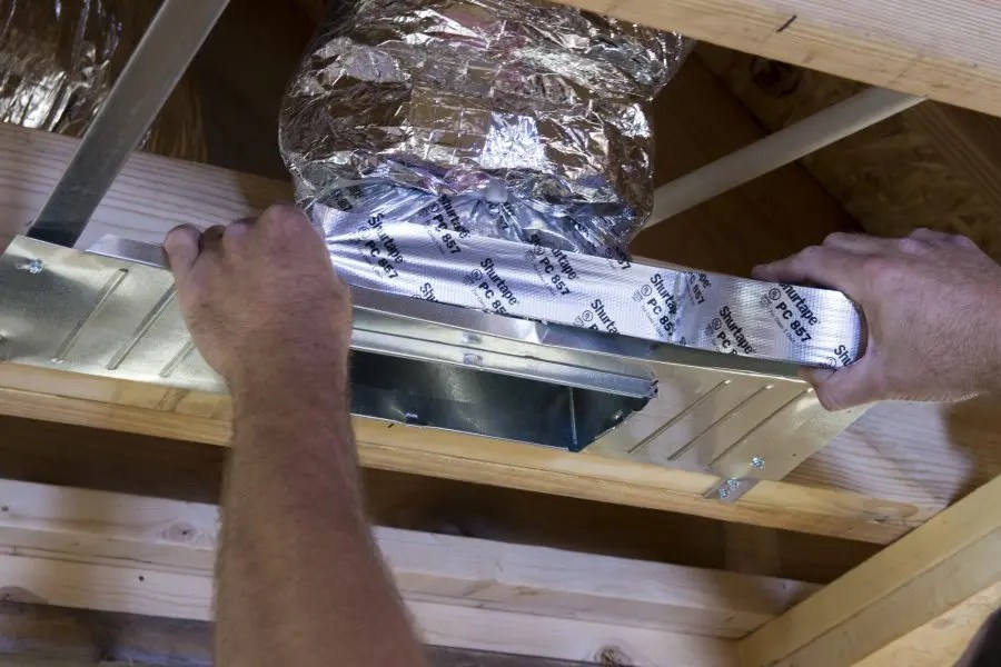 HVAC remodel vs new construction