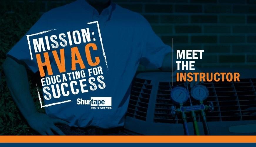 Mission: HVAC 2019 – Meet Instructor Chris Walters